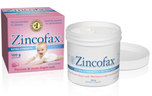 zinc creams for diaper rash for pole burn