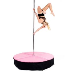 Gymmatsdirect Pole Dance Mat review