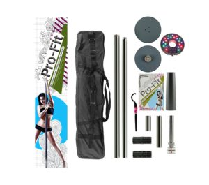 Pro-Fit Professional Portable Spinning Dance Pole review