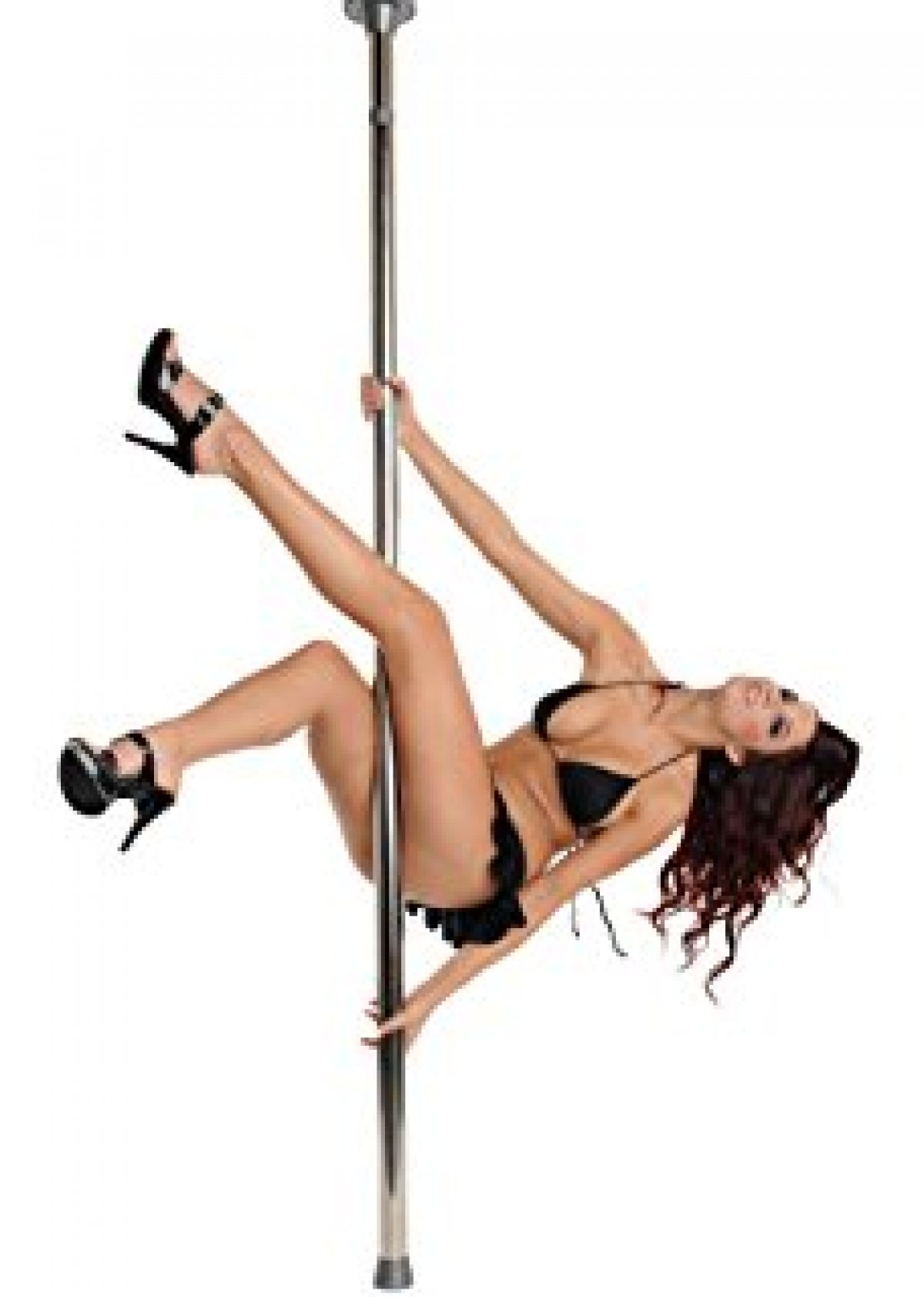 MegaBrand Portable Spinning Stripper Pole Review