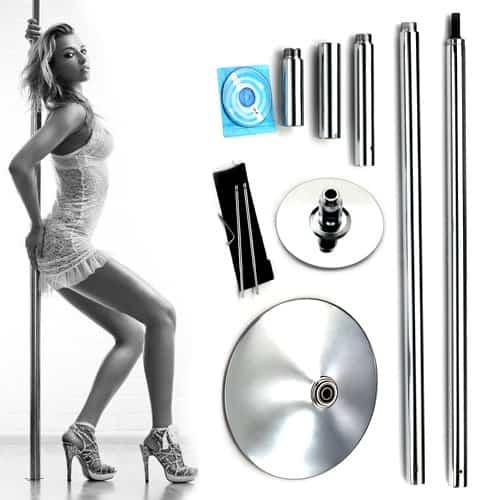Portable stripper poles wholesale