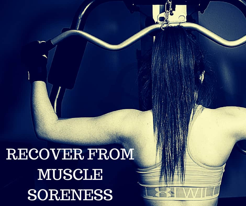 7 Ways to Recover from Muscle Soreness