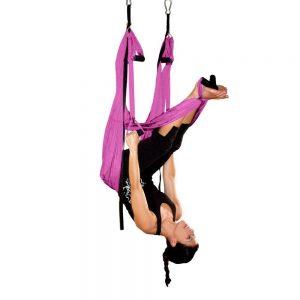 AGPTEK Deluxe Aerial Hammock Yoga Swing review