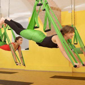 INTEY Aerial Yoga Flying Yoga Swing Yoga Hammock Trapeze Sling review