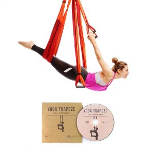 YOGABODY Naturals Yoga Trapeze DVD review