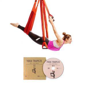 YOGABODY Naturals Yoga Trapeze DVD review