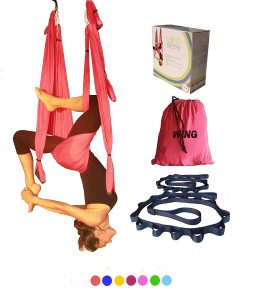 Yoga Swing Aerial Inversion Sling Trapeze Hammock