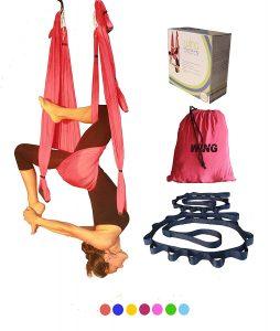 Yoga Swing Aerial Inversion Sling Trapeze Hammock