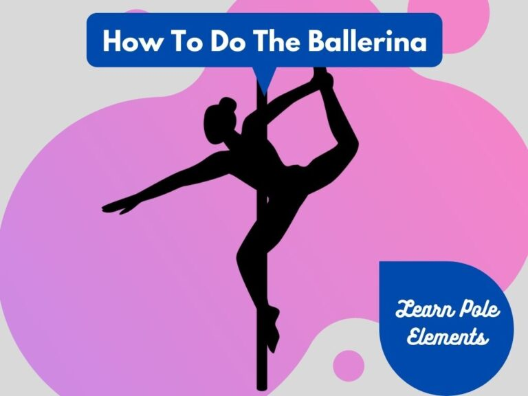 Ballerina Pole Dance Move