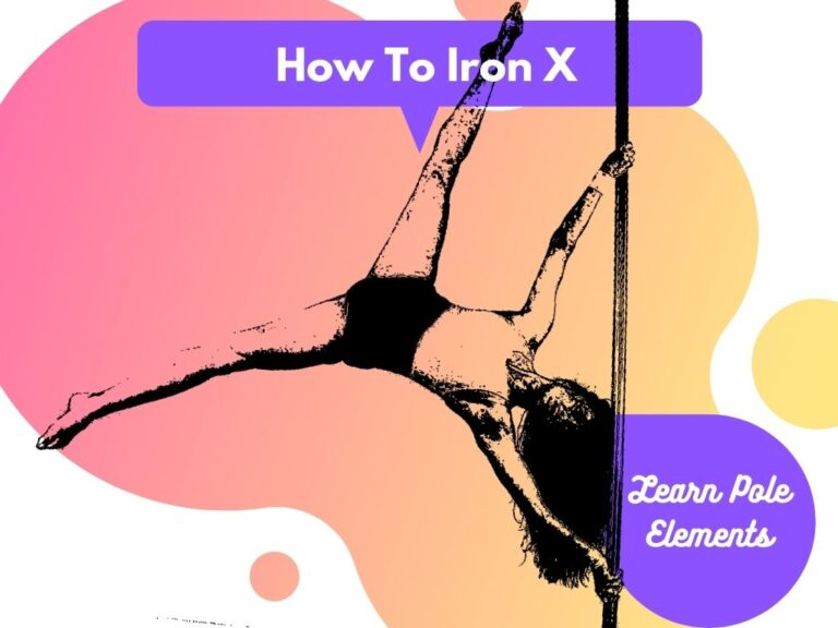 How to iron x pole dance