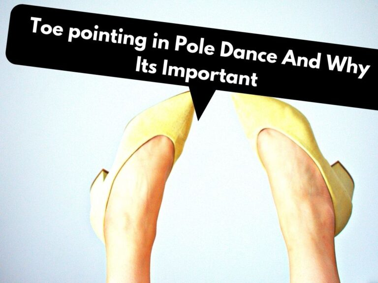 Toe pointing