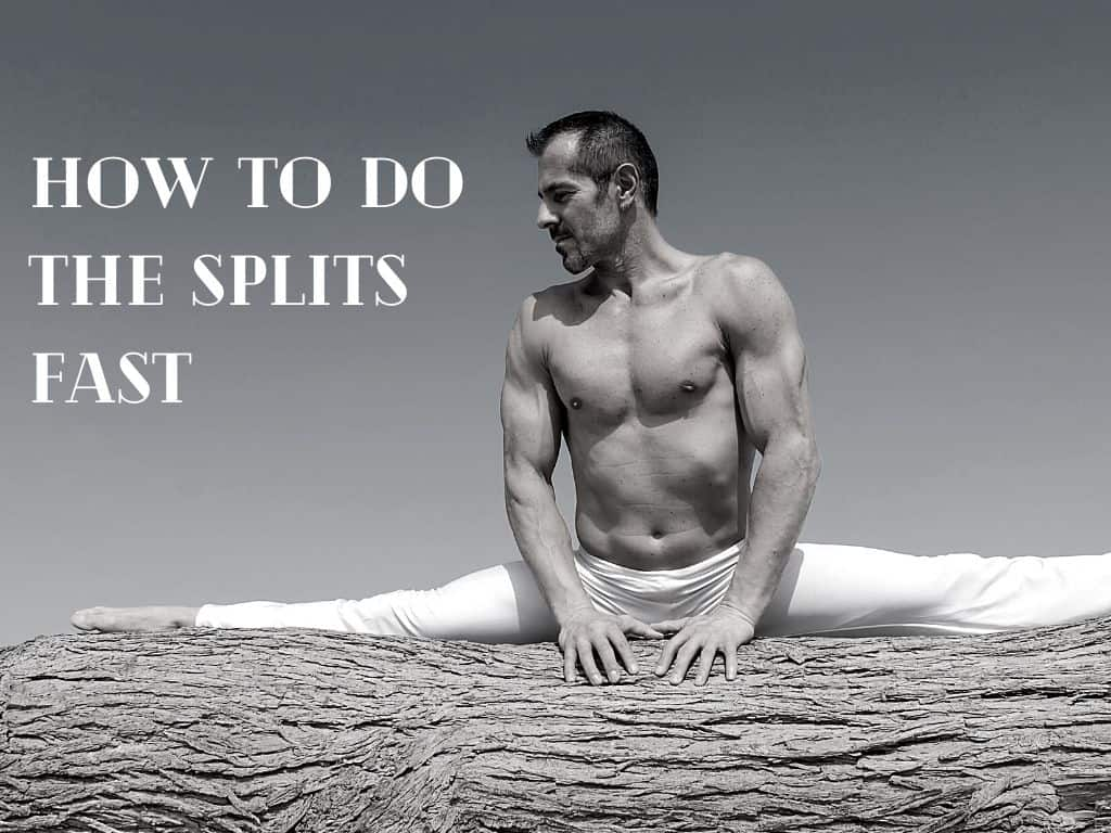 how to do the splits