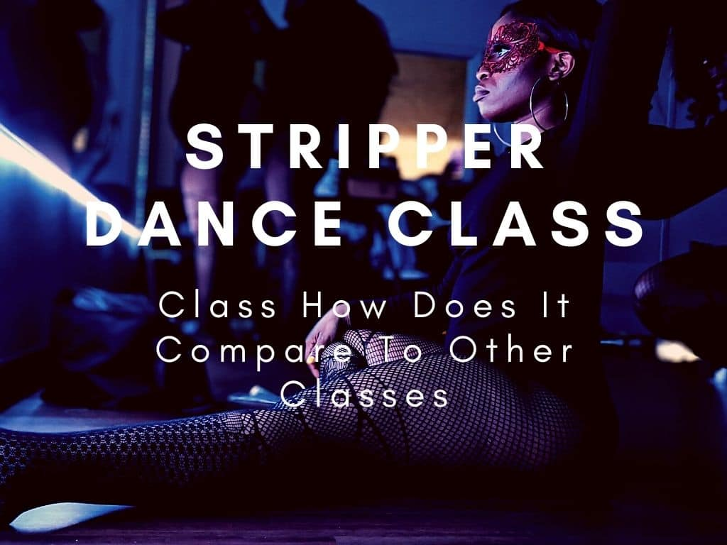 what is stripper pole class